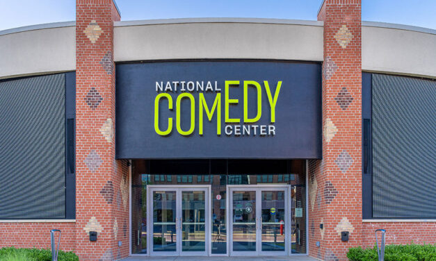A window into comedy's past and future