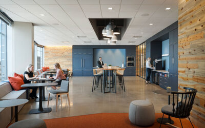 """Greenberg Traurig's Denver law offices showcase high-performing ceiling for a """"next-generation"""" workplace"""