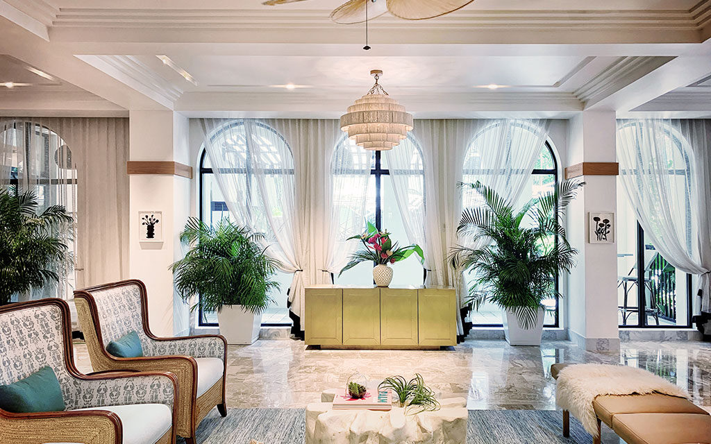 Transformation and reinvention: White Elephant Palm Beach