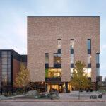Award-winning Bernard Zell Anshe Emet Day School expansion in Chicago by Wheeler Kearns Architects