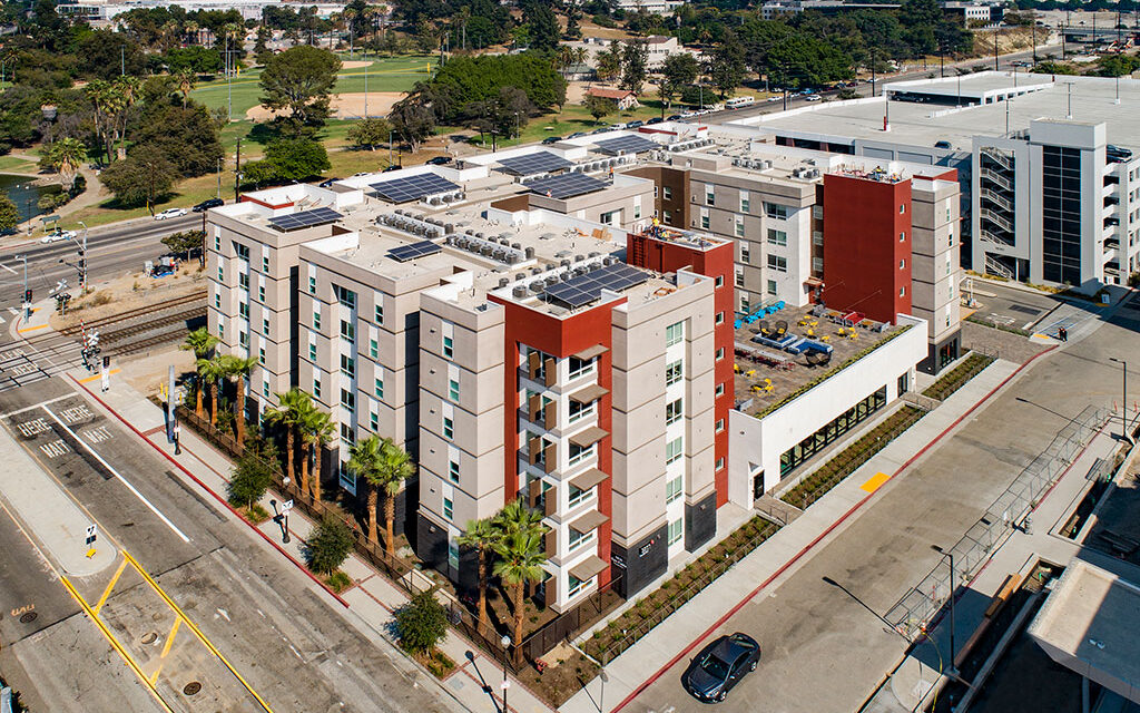 USC Student Housing Phase II opens as design prototype