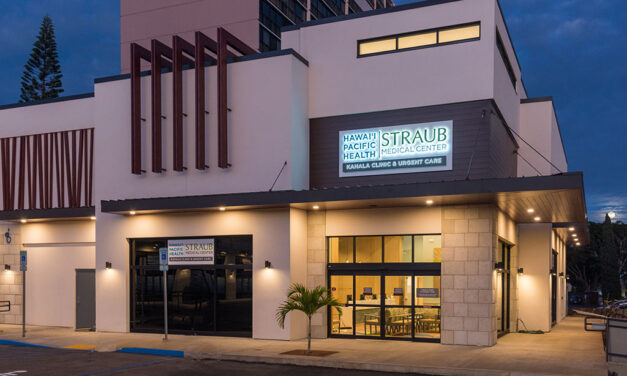 Stantec-designed Straub Medical Center–Kahala Clinic & Urgent Care opens