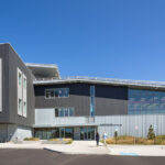 Oregon State University's new Marine Science Building combines modern design with RHEINZINK roofing and cladding