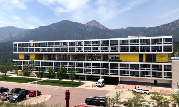 KWK Architects to provide architectural programming on renovation of U.S. Air Force Academy Sijan Hall in Colorado Springs