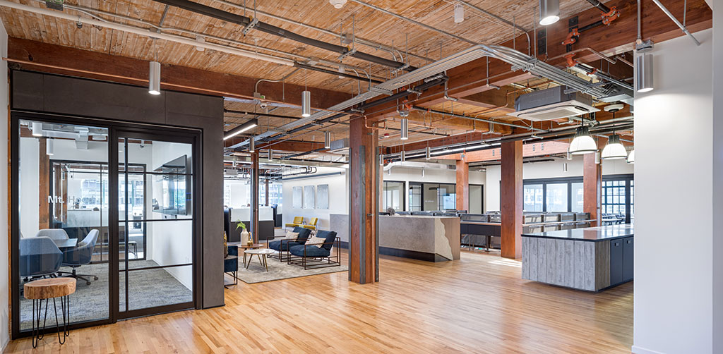 RDC designs Skanska Portland office with environmental resilience