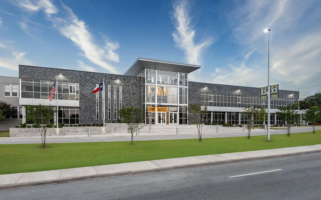 KAI transforms 68-year-old South Oak Cliff High School in Dallas