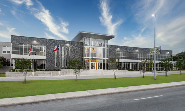 KAI transforms 68-year-old South Oak Cliff High School in Dallas