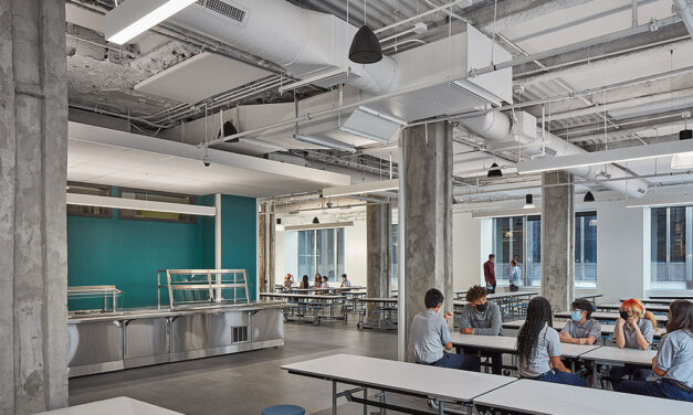 Intrinsic School's new downtown campus in Chicago