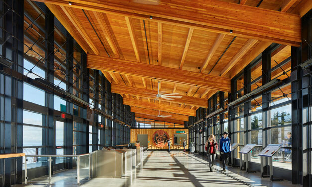 LMN Architects celebrates the opening of the new Mukilteo Multimodal Terminal in Washington