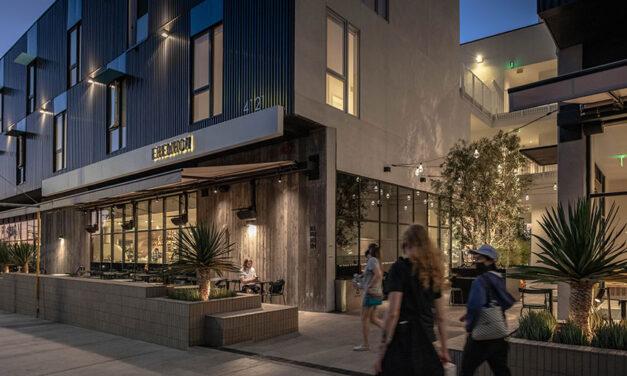 RDC unveils design of Erewhon Market/Café for urban environments