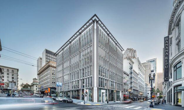 MBH Architects completes mixed-use development, 300 Grant Ave.