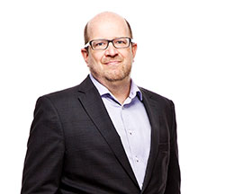 Martin Carreau, Senior Principal Stantec