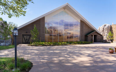 Oklahoma City's National Cowboy and Western Heritage Museum's new event center