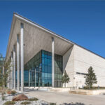 University of Texas at Arlington's new Science & Engineering Innovation & Research building