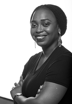 Sumele Aruofor, RIBA Associate, Strategic Manager of Architecture & Sustainability at Trimble, SketchUp