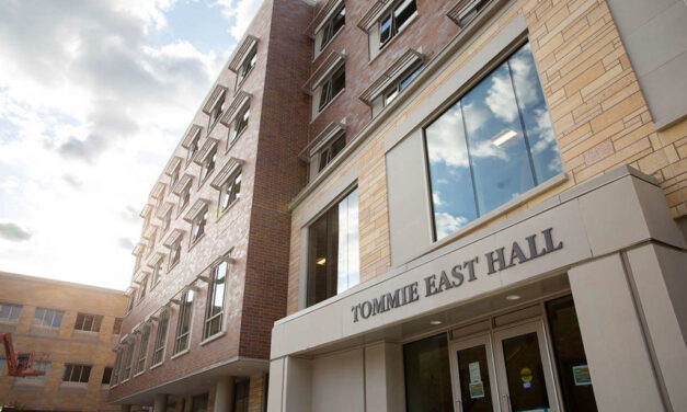 University of St. Thomas achieves top environmental rating for new residence hall