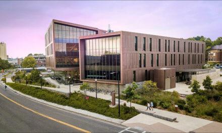 SOLARBAN® glasses enhance sustainable design of award-winning John W. Olver Design Building