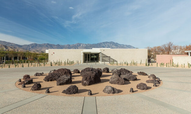 Sunnylands employee campus earns LEED Platinum® rating for sustainable design