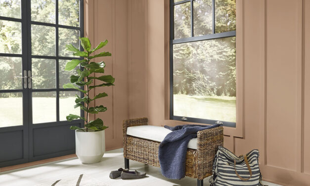 """Behr Paint Company unveils its 2021 Color of The Year """"Canyon Dusk"""""""
