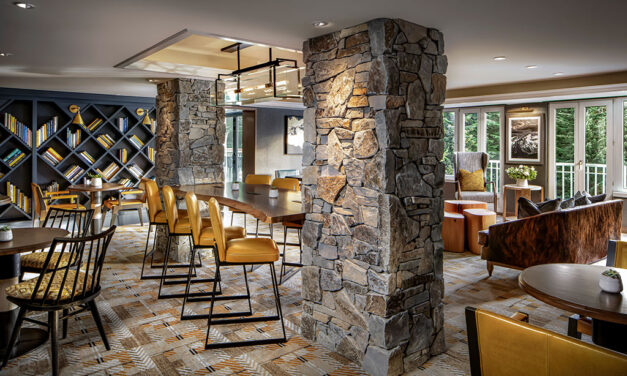 HBA completes redesign of Fairmont Gold at Fairmont Chateau Whistler