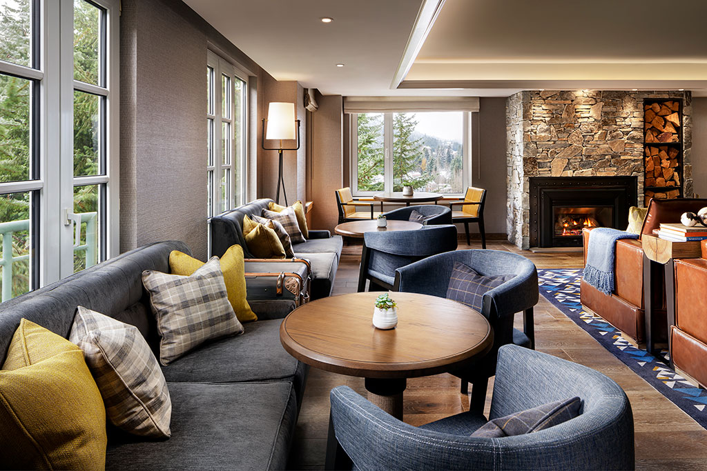 Photo credit: Fairmont Chateau Whistler
