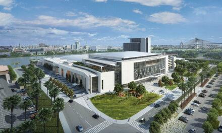 Clark Construction breaks ground on Savannah Convention Center expansion