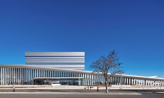 Buddy Holly Hall of Performing Arts and Sciences opens in Lubbock, Texas