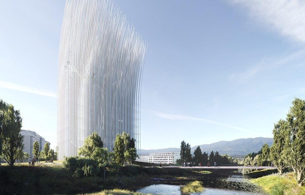 Silicon Valley landmark competition winner announced