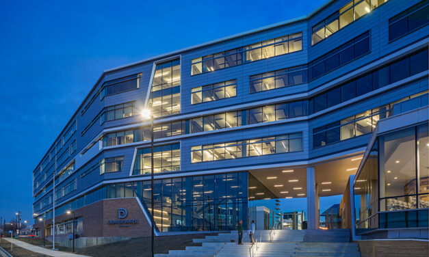 Denver Water OCR project awarded multiple LEED Green Building certifications