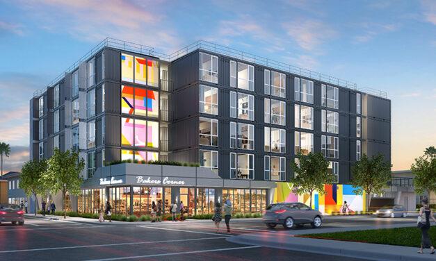 New series of modular housing solutions for homeless moves forward