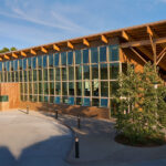 SOLARBAN 70 glass supports net-zero energy design of Newport Beach's Environmental Nature Center