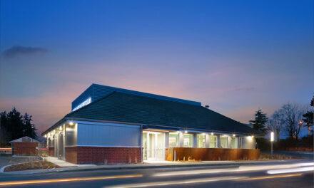 Kent Panther Lake Library in Kent, Washington