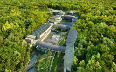 Crystal Bridges Museum of American Art reveals plans for major expansion designed by Safdie Architects