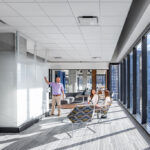 Anthem Technology Center finetunes office space for wellness and collaboration