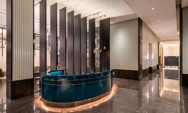 International design team unveils Perla on Broadway Tower in Los Angeles