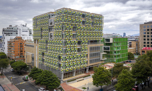 "Cradle to Cradle® inspired ""Project Legacy"" building, designed by William McDonough + Partners, comes to life"