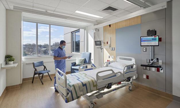 HED completes new med/surg unit at St. Elizabeth's Medical Center