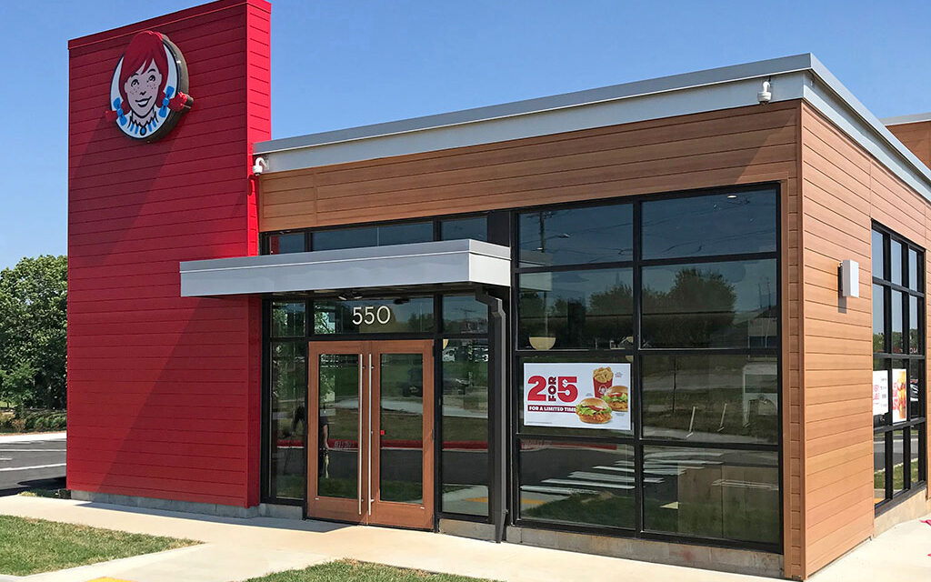 Wendy's Quality Supply Chain Co-op, Inc. teams with Tubelite Inc.