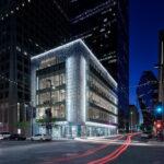 Solarban 90, Starphire glasses transform 60-year-old bank building into Dallas icon