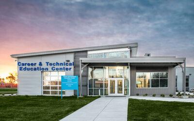 Treasure Valley Community College Career & Technical Education Center in Ontario, Oregon