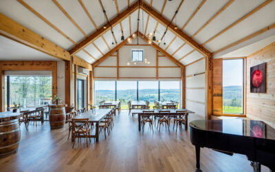 River Architects completes the world's first Passive House Certified cidery