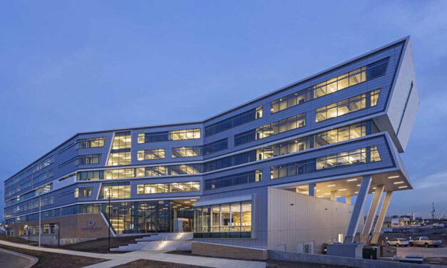 Redevelopment of Denver Water's Operations complex named the year's most outstanding engineering triumph