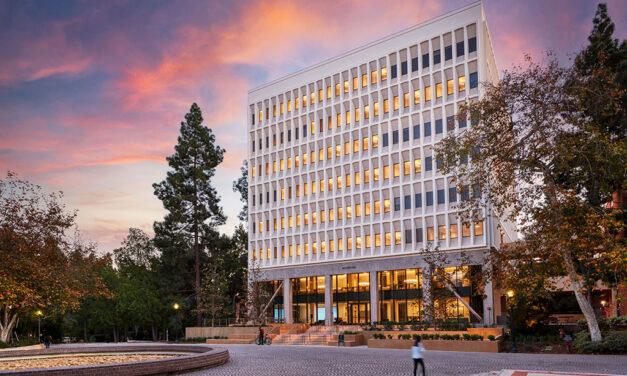 Historic UCLA building recognized as 'model modernization'