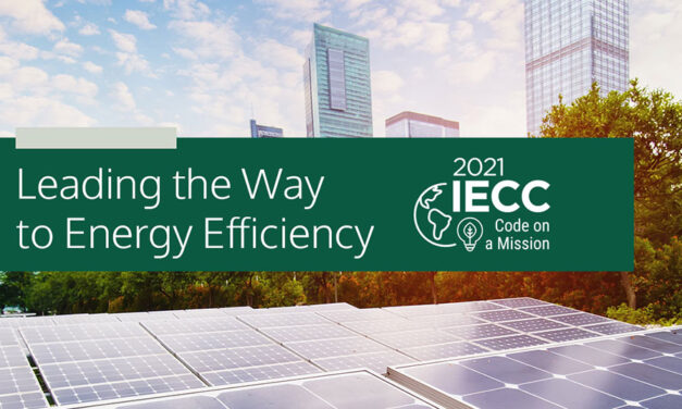 """International Code Council launches """"Code on a Mission"""" challenge urging adoption of modern energy efficiency codes"""