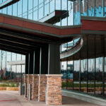Western Specialty Contractors fabricates, installs custom wall panels on exterior of new Lawrence Memorial Health West in Kansas